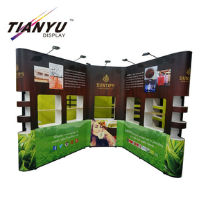 Jual Hot Pop up Banner untuk Happy Birthday Party Flex Banner Pabrik Guangdong Logam Pop up Banner Tampilan Berdiri